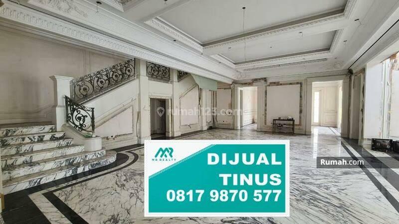 Rumah Brand New Mewah PIK Pantai Indah Kapuk Jakarta Utara