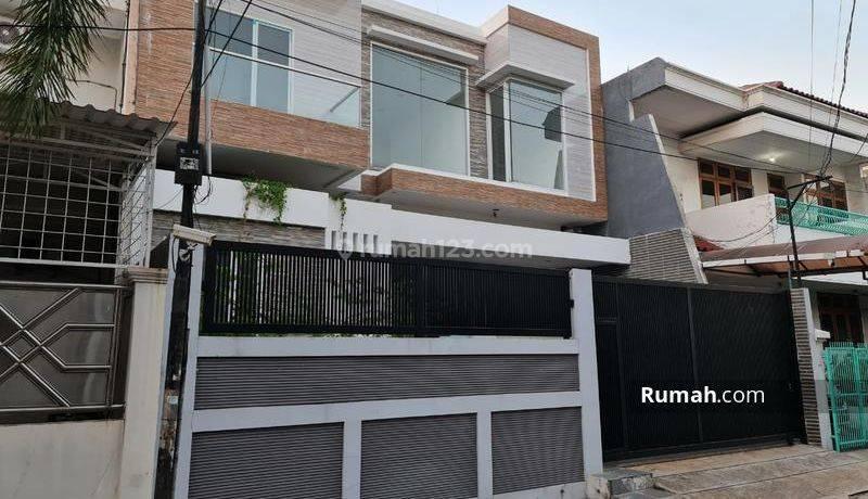 Rumah Minimalis Mewah Pluit Permai Jakarta Utara