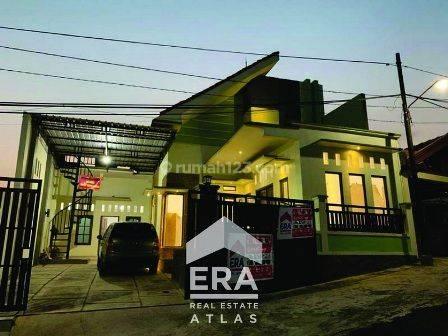 Rumah mewah di Manyaran, view Semarang bawah