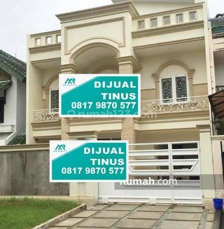 Rumah Camar Permai PIK Pantai Indah Kapuk (10x31m)