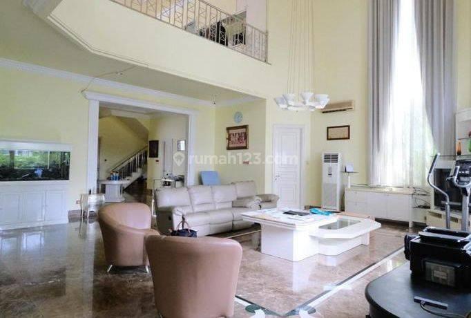 Rumah Mewah Private Dermaga 17x43 di Pantai Mutiara