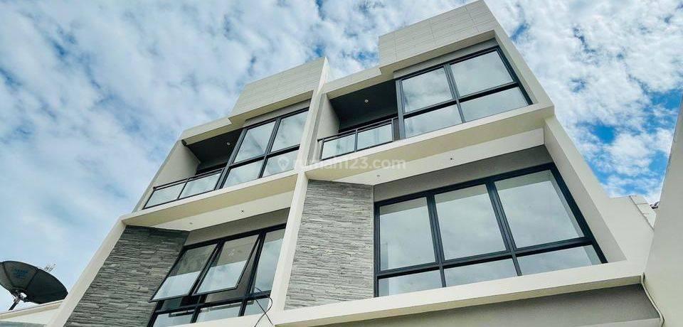 Rumah 3 Lantai, 5x20, Brand New @ Muara Karang - 08.1212.560560