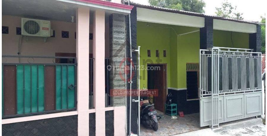 Rumah Strategis Minimalis di Mojosongo Surakarta (DK)