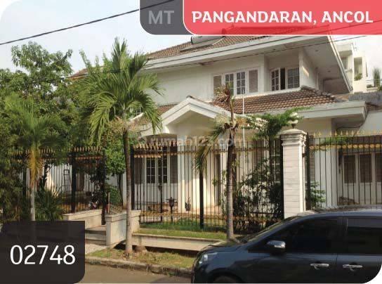 Rumah Jl. Pangandaran, Ancol Barat,  Jakarta Utara