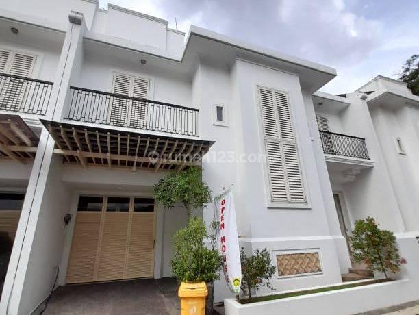 Rumah di Kemang, Jakarta Selatan ~ Dalam Townhouse ~ Fully Furnished