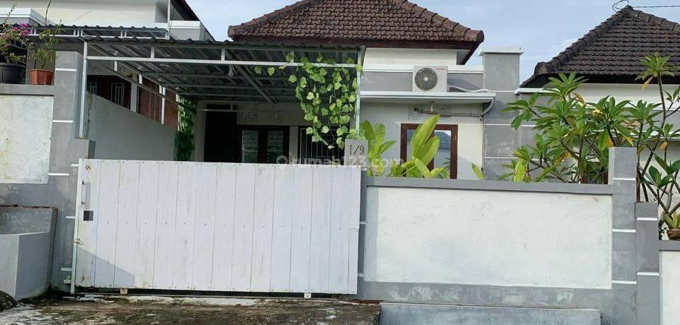 Rumah baru siap huni di dharmawangsa kampial, semi furnish,dkt STP