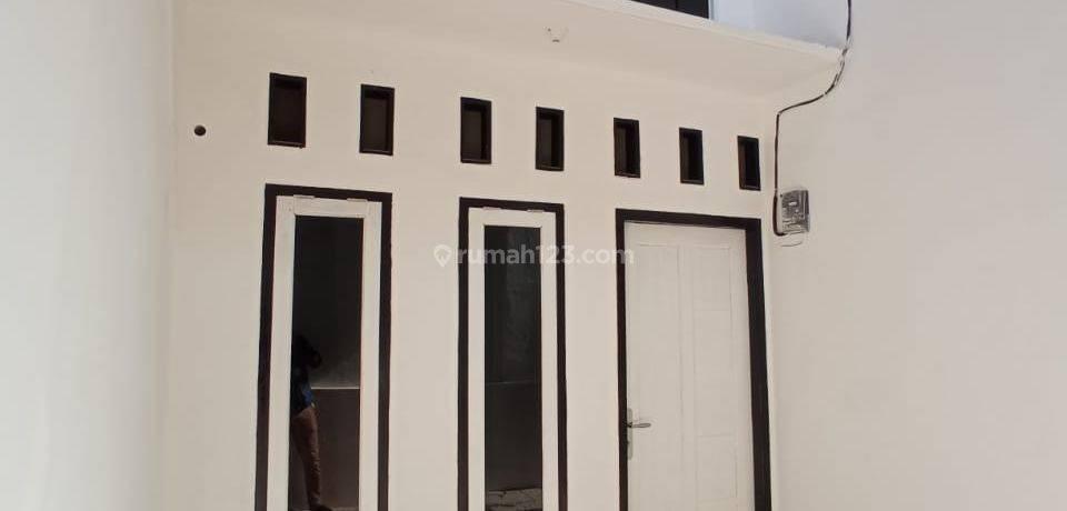 Rumah Minimalis Murah di Warakas Tanjung Priok 7 menit ke mall sunter