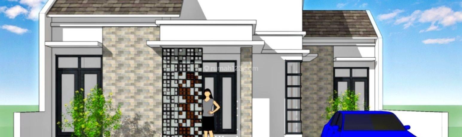 Rumah 1 lantai lokasi strategis fasilitas lengkap
