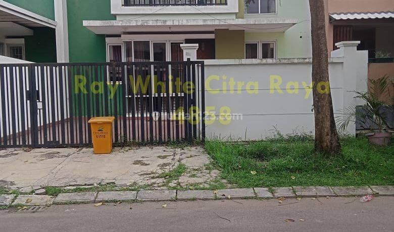 Disewa rumah 2 lantai di cluster parkview citra raya ID4858YRT