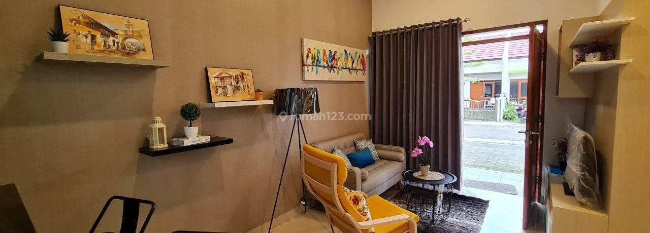 Rumah Baru Hanya 1unit Bonus Furnish Derwati,Bandung Diskon upto 113jt