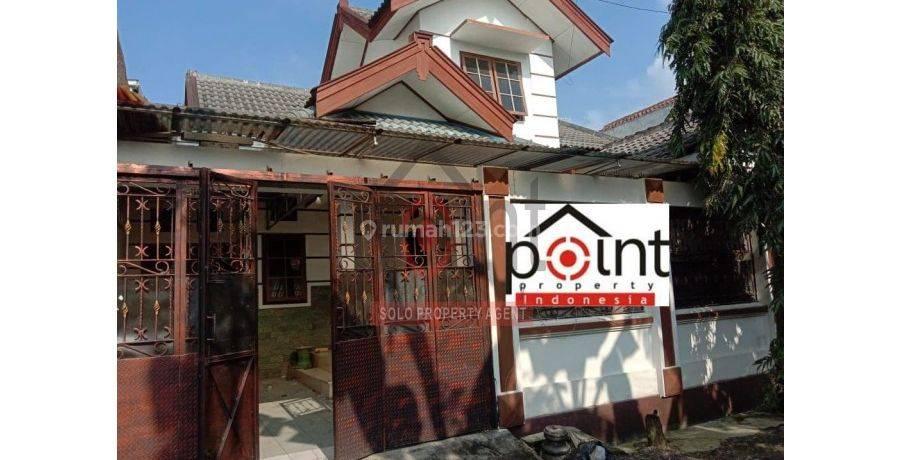 Rumah Srtategis Siap Huni Kwarasan Solo Baru (HH)