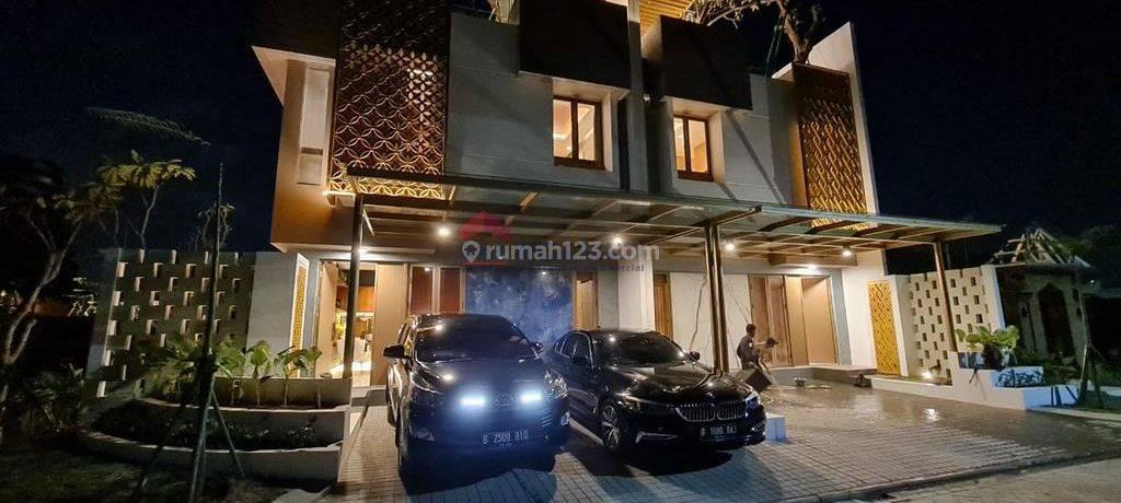 RUMAH 3 LANTAI The 7 COCOK INVEST MURAH @PURI 11, Karang Tengah, Banten