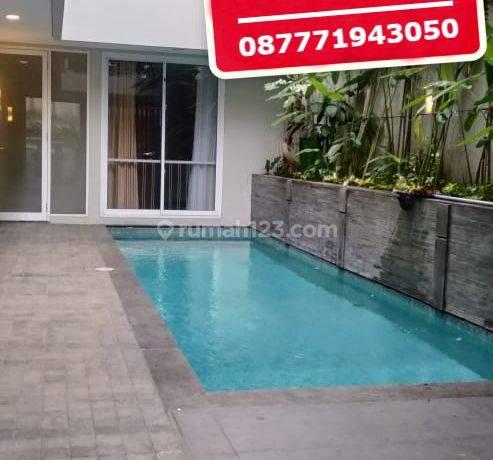 SIAP HUNI 5 BEDROOM READY FOR RENTAL DI JL CINIRU KEBAYORAN BARU JAKARTA SELATAN