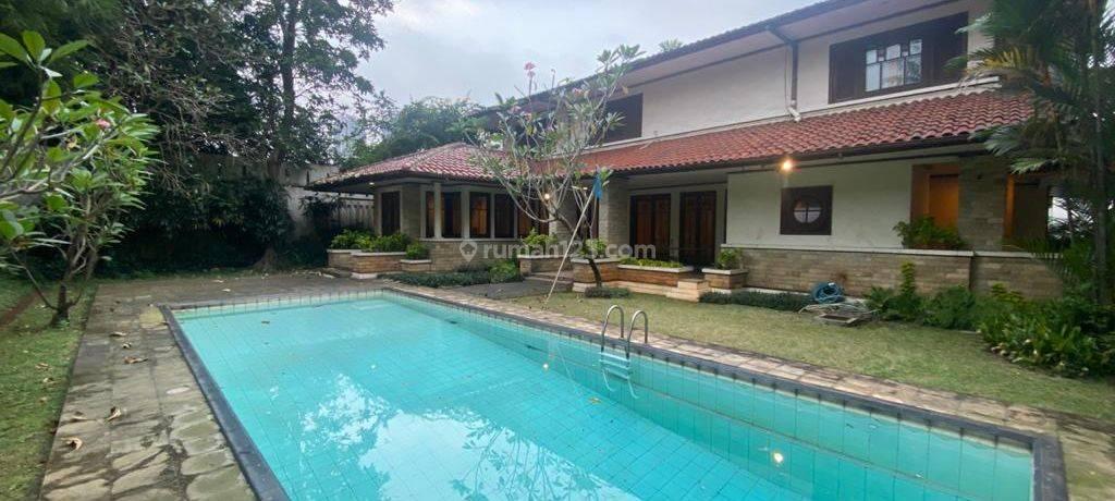 BIG & BEAUTIFUL HOUSE AT CILANDAK FATMAWATI