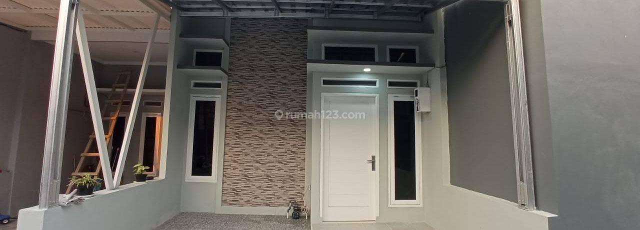 Rumah cantik minimalis di Tanjung Priok Jakarta Utara tidak banjir dekat walikota jakarta utara