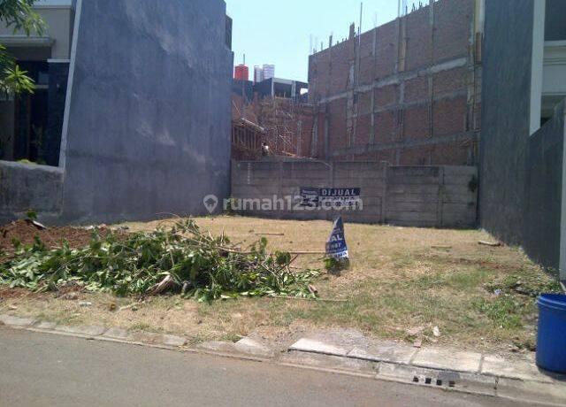 Kav Dijalan Utama Gading Residence jalan 2 jalur