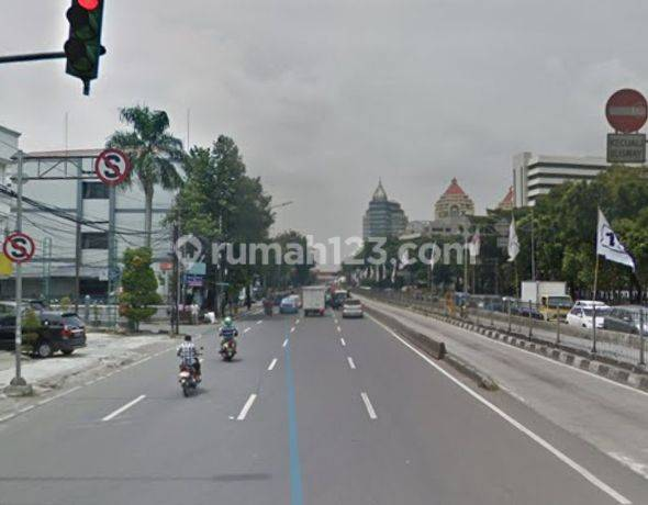 Tanah Komersial Jakarta Pusat