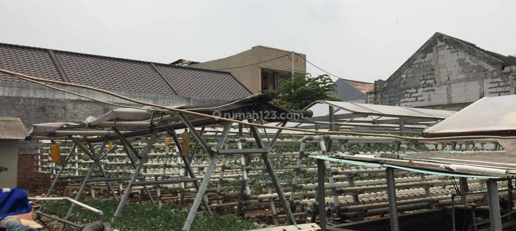 tanah di perumahan Griya Kencana 1 blok L no 12A cocok untuk gudang atau klinik atau mess karyawan atau minimarket