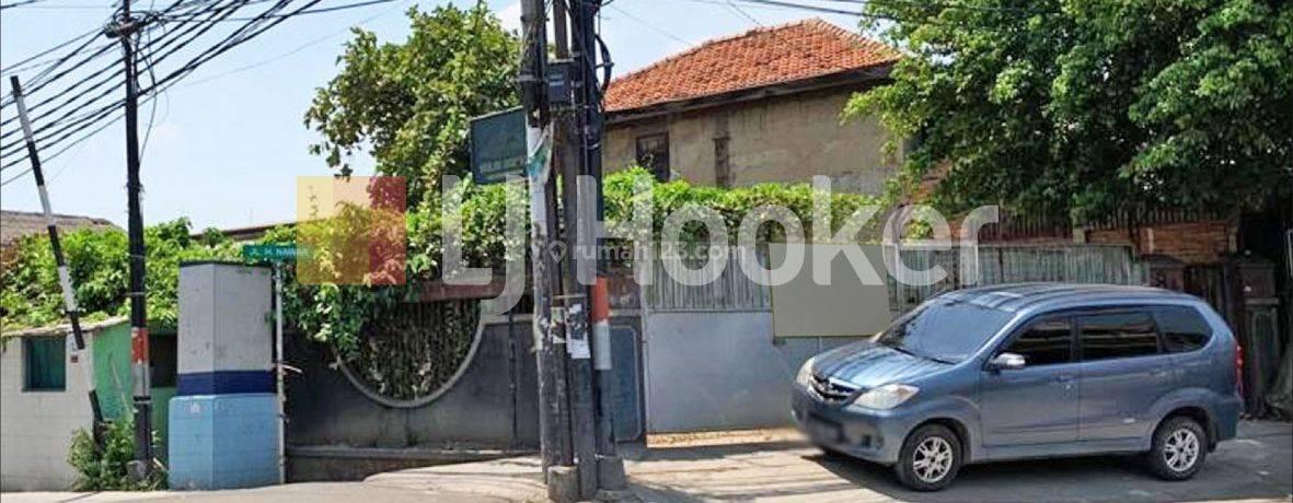 Tanah Jl. Plumpang Semper, Jakarta Utara