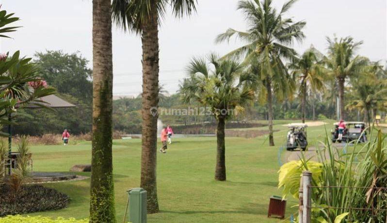 Tanah Kavling Diamond Golf PIK Pantai Indah Kapuk  1050m