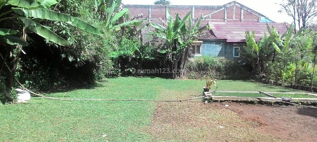 Tanah Residential Luas Cigugur Girang Bandung