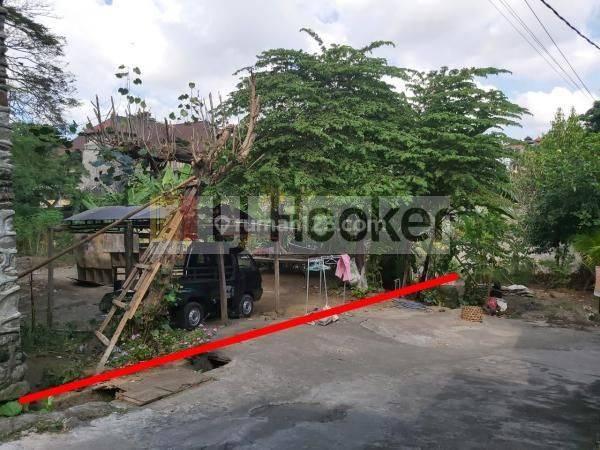 Tanah Strategis Siap Bangun di Jl. Cekomaria Gg. Taman Denpasar
