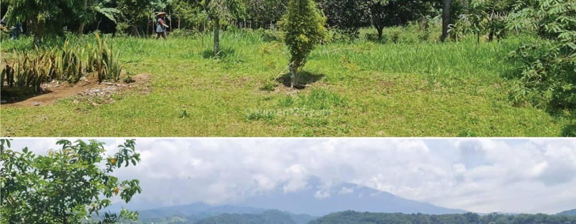 Kavling lingkung Gunung Pancawati, Bogor, 10.000 m², SHM