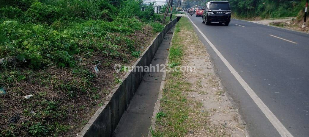 Tanah 190 m Pinggir Jalan Raya Baros Palima
