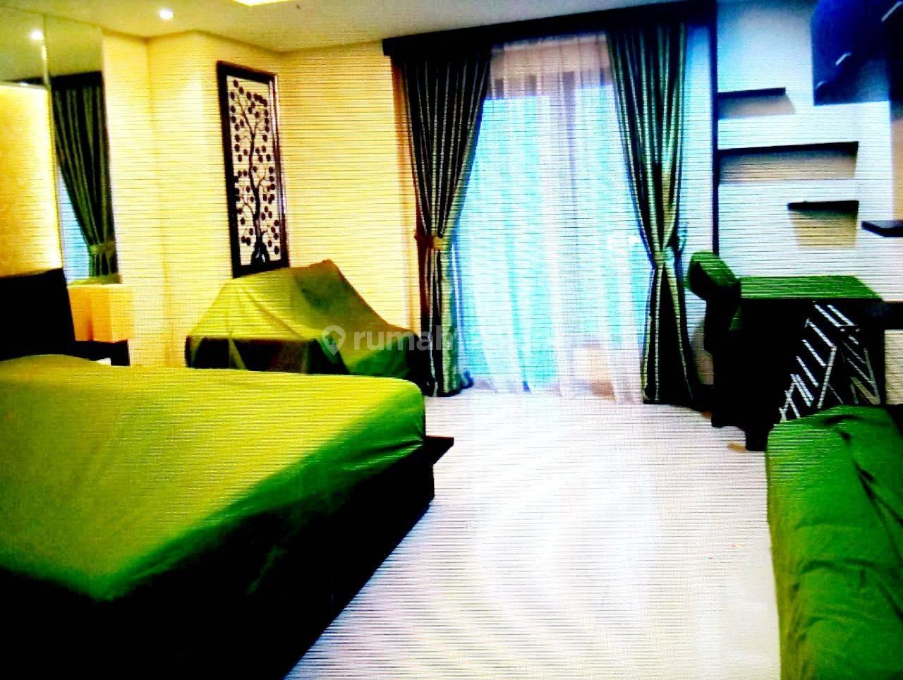 Dijual 1 BR Furnished Bagus @ Taman Sari Semanggi Apartment - 15 th Floor with Certificate