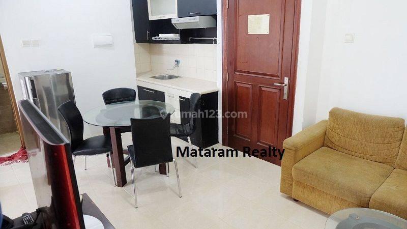 Apartemen Setiabudi Bandung Utara - Tipe 2 Kamar, Full Furnished Siap Huni