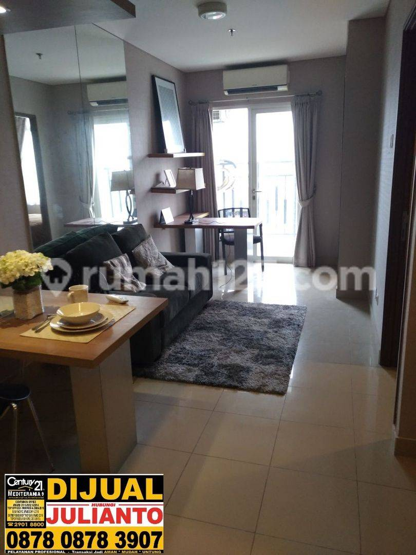 Apartemen Sunter Icon Golf View Full Furnish 2 BR