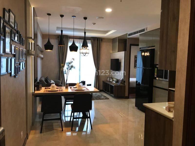 TYpe ONYX 2 Bedroom di Hegarmanah Residence, Apartment mewah di Bandung Utara