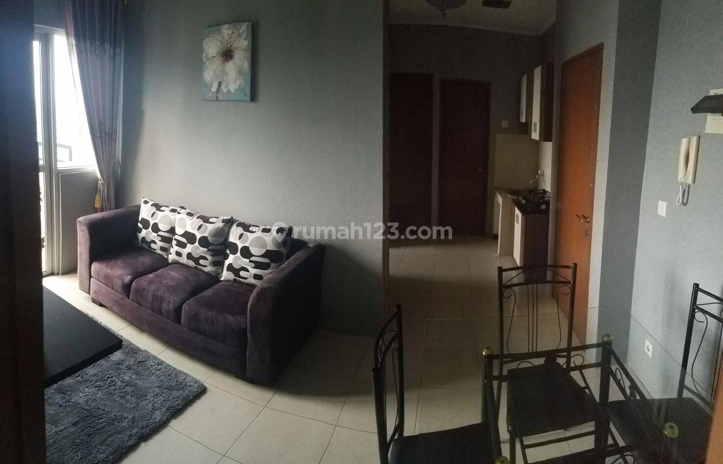 Apartemen Maple Park Sunter Kemayoran