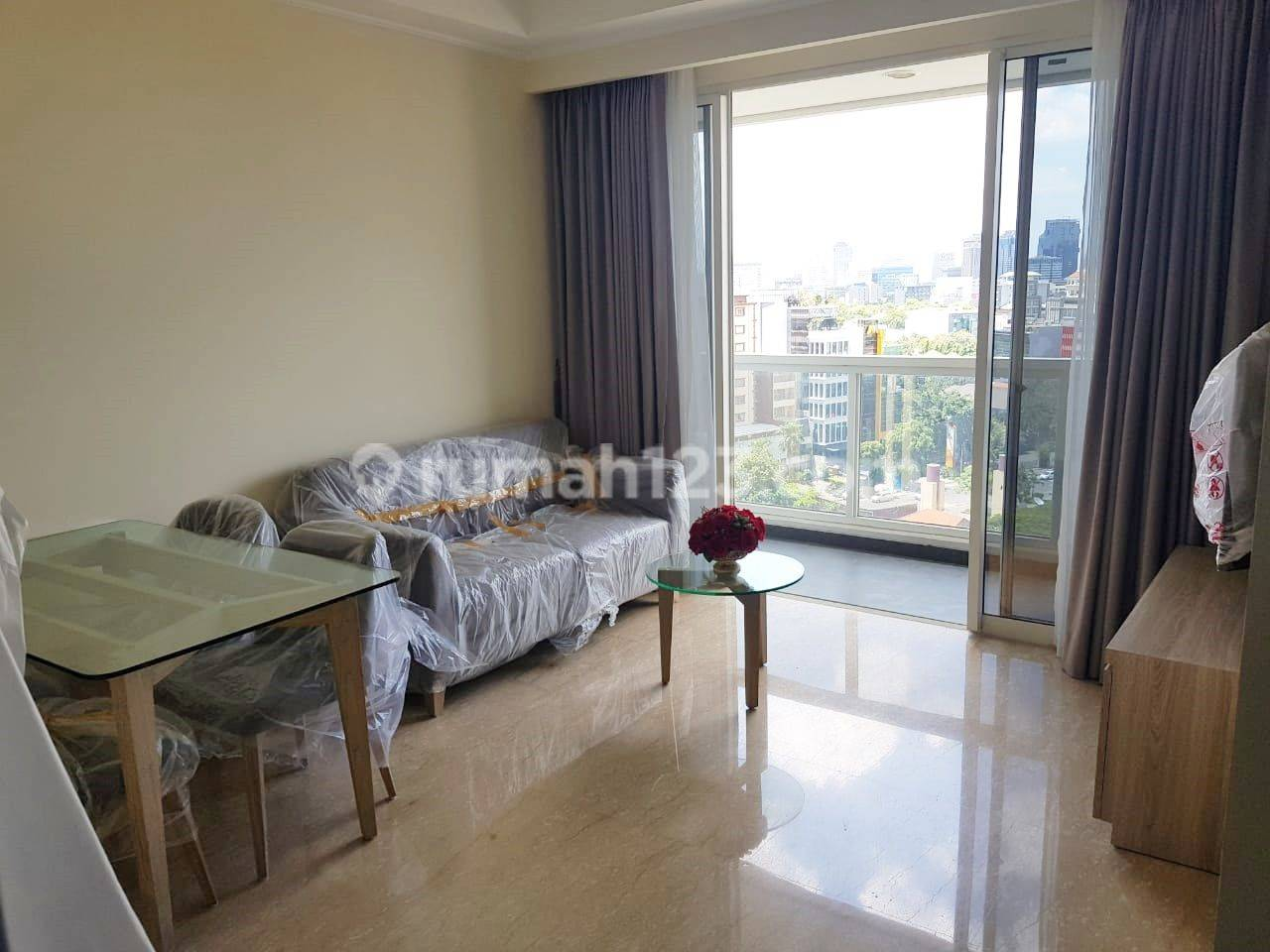 Apartemen Menteng Park, Jakarta Pusat Fully Furnished dan Semi Private Lift