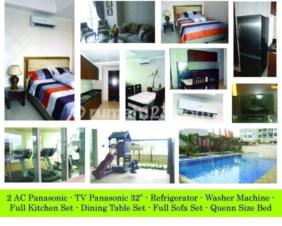 Denpasar Residence At Kuningan City 1br