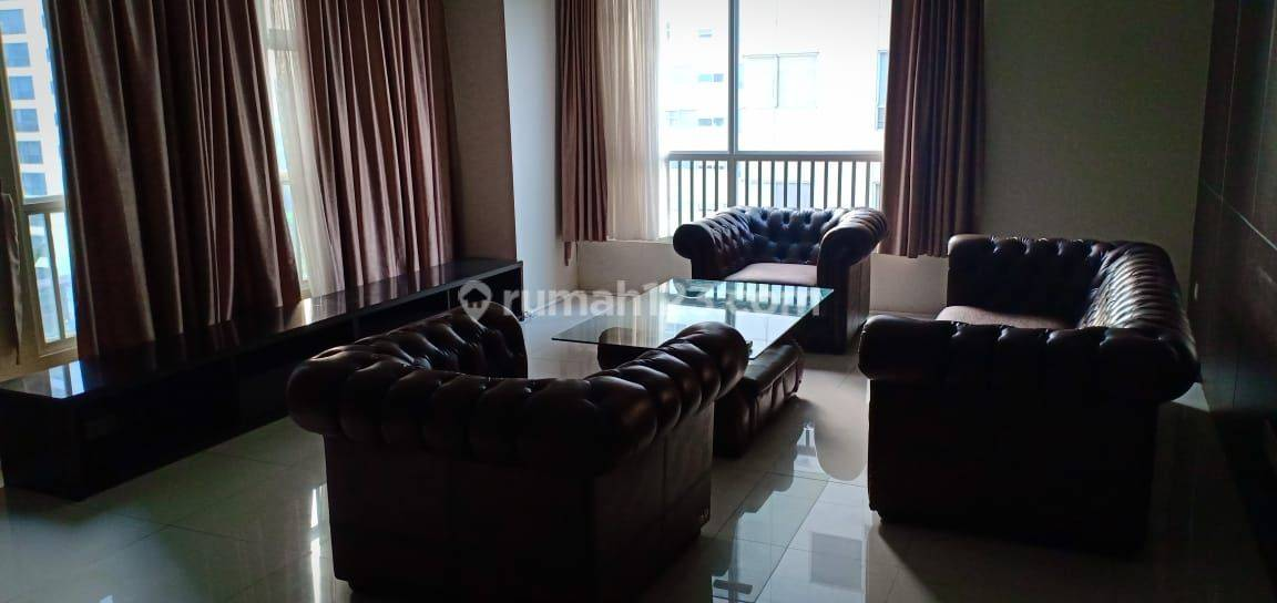 APARTEMENT PARK RESIDENCE 3BR 138SQM USD 2.300 PERMONTH NEGO