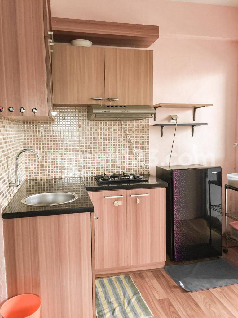 APARTEMENT MENTENG SQUARE 2BR 33SQM IDR 620.000.000 NEGOTIABLE TOWER A