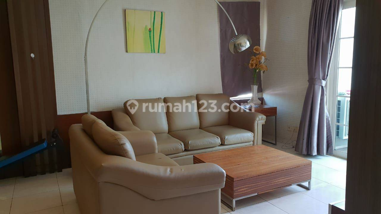 Apartemen Gading Resort , Klp Gading MOI, Furnish 3kt Hoek