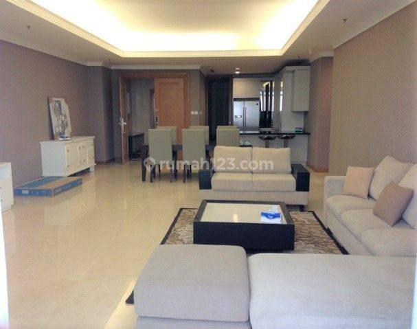 Kempinski Residence 3 bedroom 252 sqm, Best Location in the Heart of Jakarta