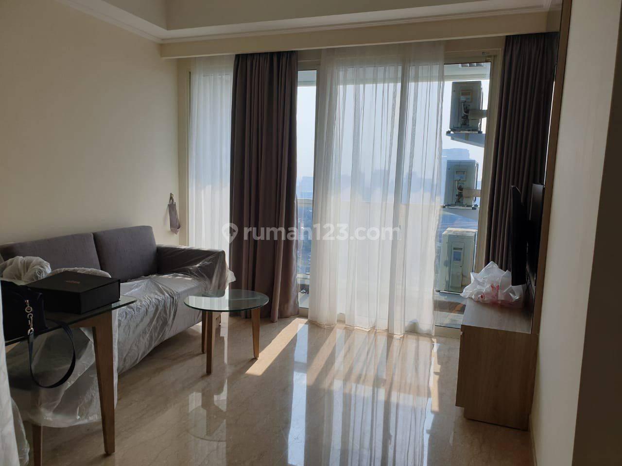 Apartemen Menteng Park - Cikini Jakarta Pusat - 3 BR [Fully Furnished]