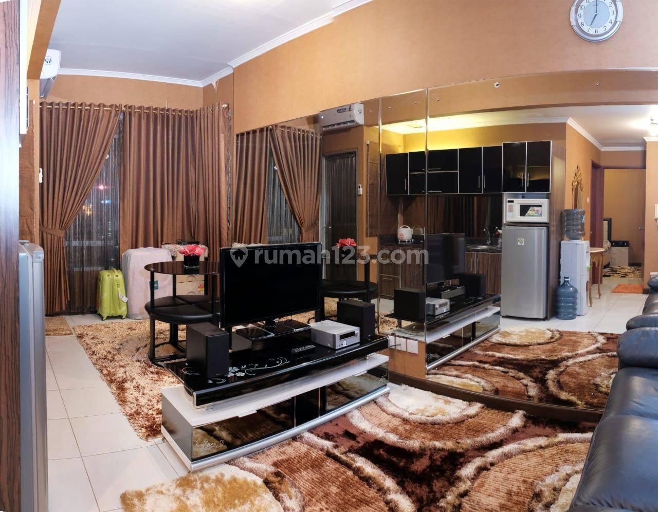 Apartemen Sudirman Park 2BR Full Furnished Tower A High Floor