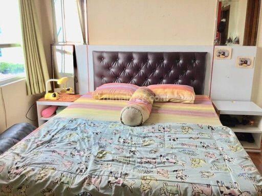 Semi studio apartment MT Haryono fully furnished