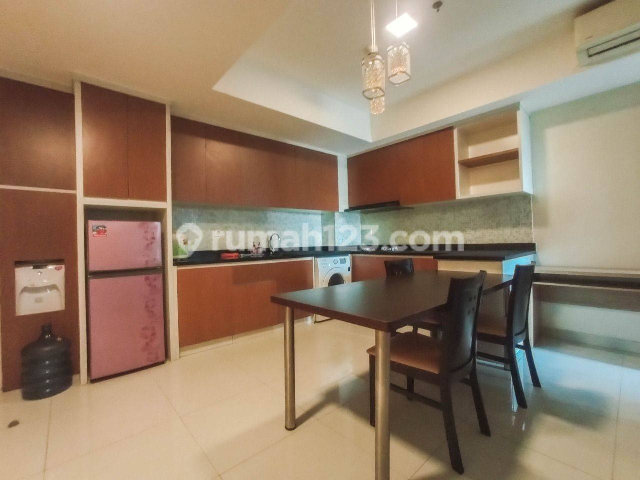 Apartemen The Mansion Jasmine Tower Bellavista 2BR Full Furnish Siap Huni
