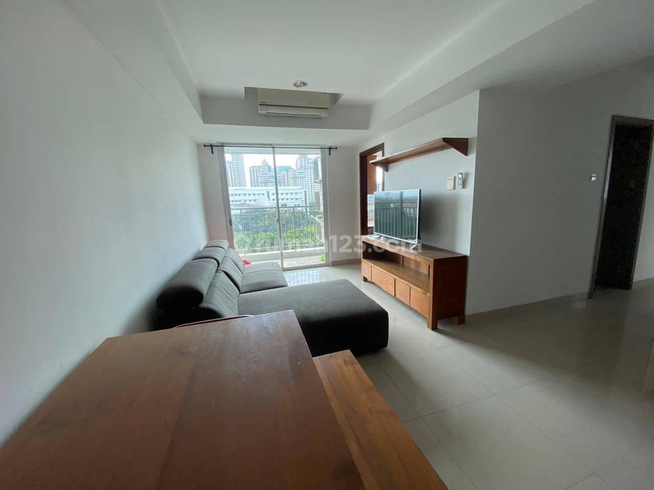 Apartemen Springhill Terrace Tower Sandalwood Type 3+1 Fully Furnish Lantai Rendah