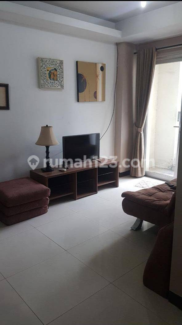 Apt Thamrin Residence, View kolam, full furnished, tipe 2br, Lt.10, Luas 65 m2