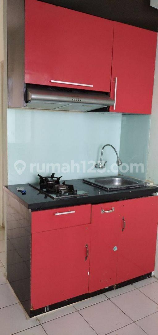Apartment menteng square 2 kamar, semi furnished