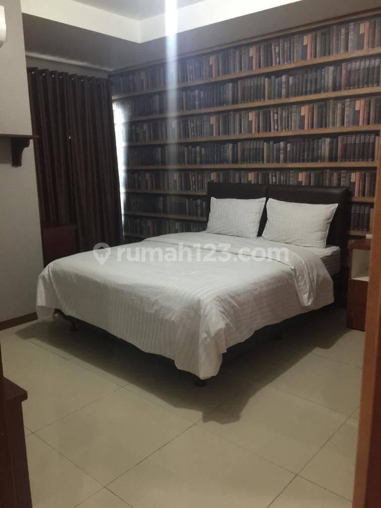 Design Interior Perpus, 2 Kamar Condominium GREEN BAY