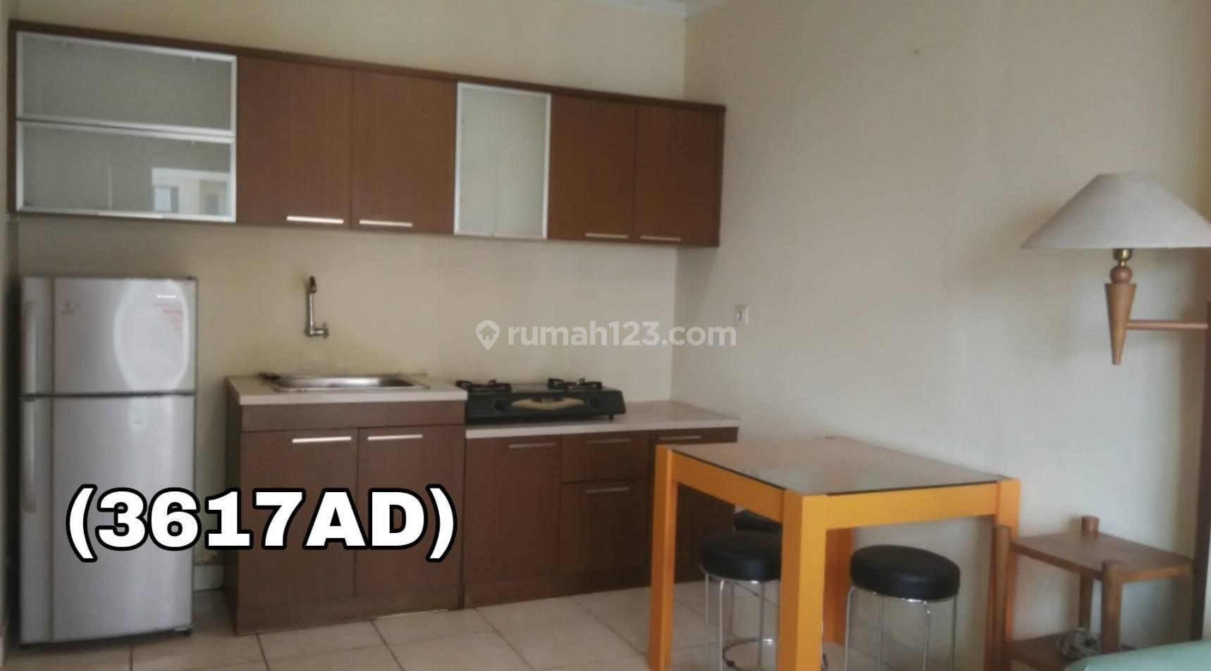 (3617AD) Apartemen City Home Moi Hawaian Bay Furnish Bulanan Murah