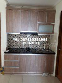 (2343EF) Apartemen Maple Park Sunter Type 73m Semi Furnish Nego Murah