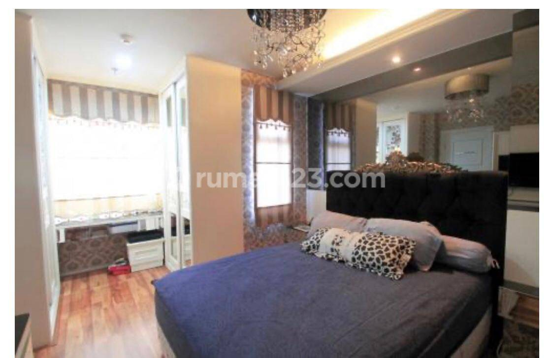 APARTEMENT LAVANDE RESIDENCE TYPE 3BR 98SQM VERY NICE FULLY FURNISHED IDR 2.500.000.000 NEGOTATE